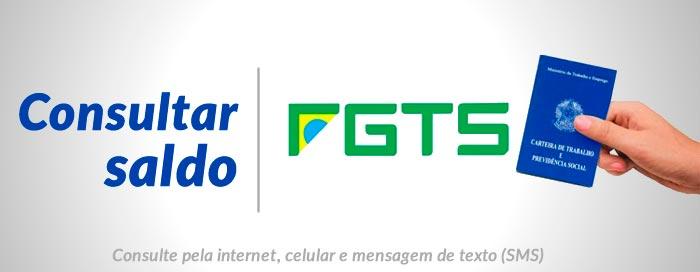 Consulta Saldo FGTS - Fundo e Garantia Caixa Econômica