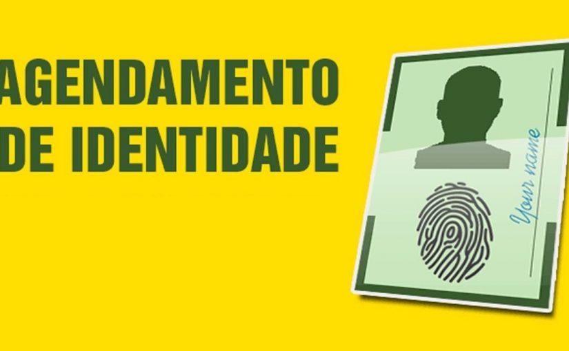 Agendamento Identidade 2020