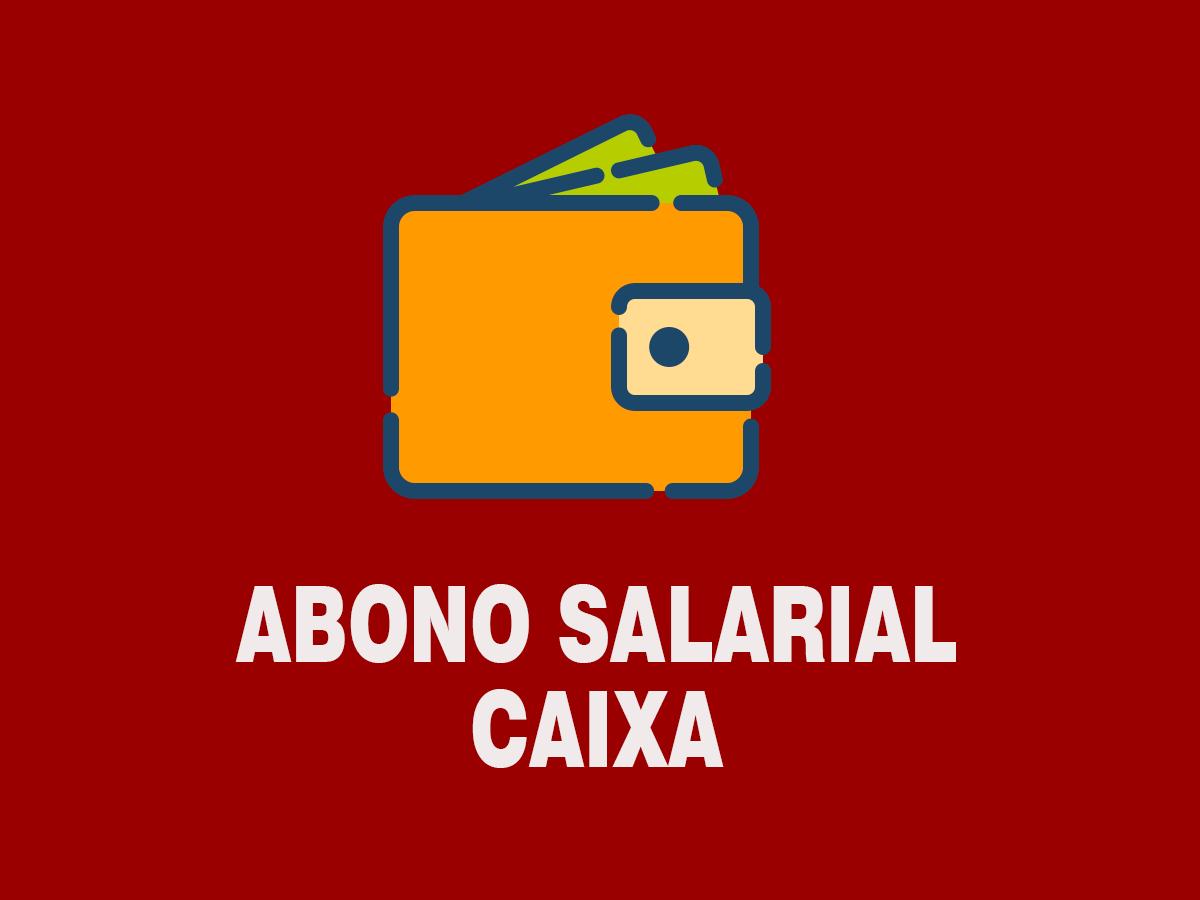 Abono Salarial Caixa 2021